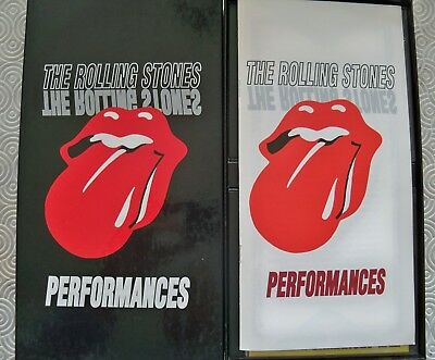 "Rolling Stones ""Performances"" 4Cd + Booklet Demos Outtakes Unreleased 1963/1979"