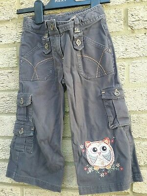 Next girls trousers aged 3 Yrs