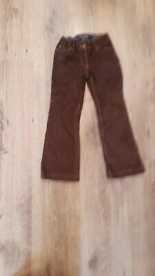 Mini Boden Girls Trousers   Age 6 Yrs
