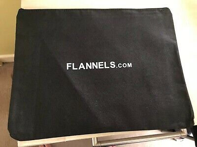 Flannels Zipped Garment Holder