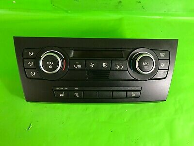 Bmw 3 Series E90 E91 A/C Climate Heater Control Panel Heated Seats Switch 05-09