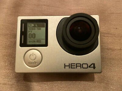 Gopro Hero 4 Black Edition With Accessories
