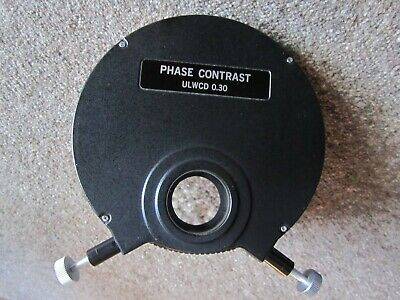 OLYMPUS ULWCCD 0.30  Phase Contrast Condenser