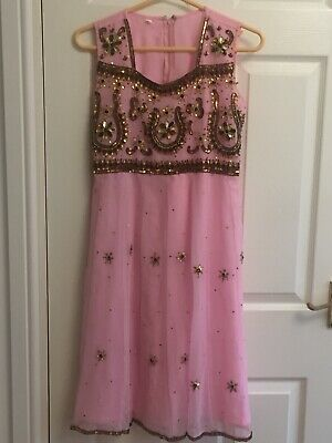 Girls Suit Pink Size 36
