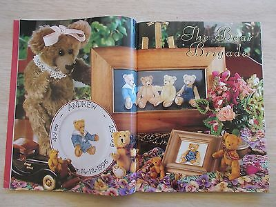 Folk Art Favourites~30 Projects~Teddies~Rosella~Glass~Ballet Rocking Chair~Veg
