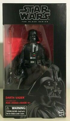 Star Wars Black Series DARTH VADER #43 Brand New