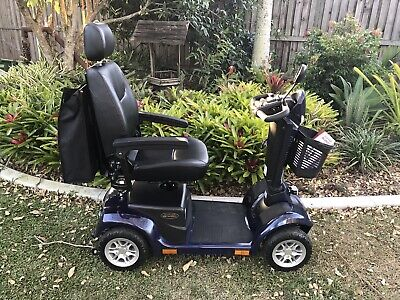 2019 Pride Gopher Motorised Scooter/wheelchair