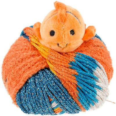 4Pk DMC TTY-15GI  Top This Yarn-Giraffe