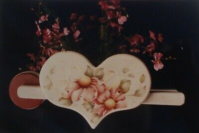"""Judy Duarte tole painting pattern """"Hearts & Flowers"""""""
