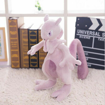 New Pokemon Center XY Mewtwo Pink Plush Toy Soft Doll 25cm 12in Great Gift