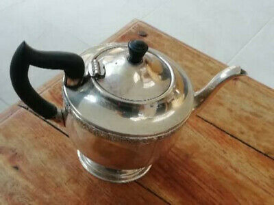 Vintage silver plated teapot EPNS A1 Made in Sheffield