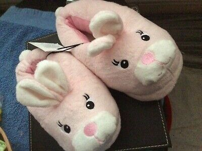 Lily & Dan Novelty Slippers - Size 1 - 2,  - Ideal Birthday Gift! - Brand New
