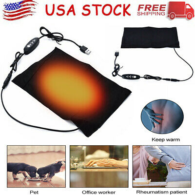 Electric Pet Heating Pad Dog Cat Heated Pad Mat Chew Resistant Mat bed snow