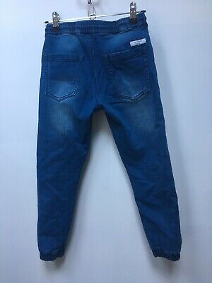 Country Road Boys Denim Chino Cuffed Pants Size 8