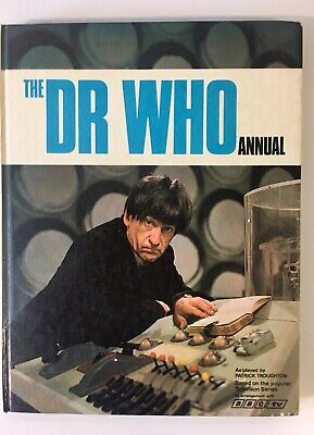 Doctor Who Annual 1970 - GREAT CONDITION