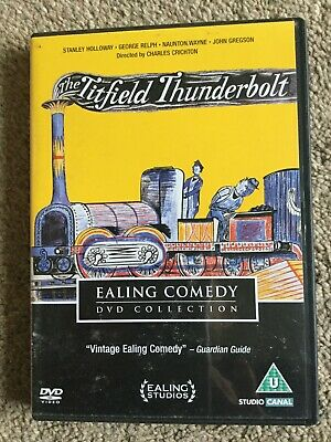 The Titfield Thunderbolt & The Ladykillers, Ealing Comedy DVD Collection