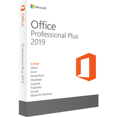 *** MICROSOFT OFFICE PROFESSIONAL 2019 3 User Product Key Code - 79G-05029 ***
