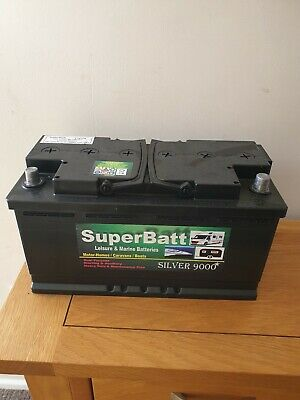 12V 110Ah Lm110 Leisure Battery Heavy Duty Low Height 100Ah 110Amp Dual Purpose
