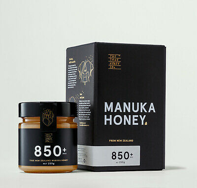 Echter premium The True Honey Manuka Honig MGO 850+ (UMF 20+) 250g