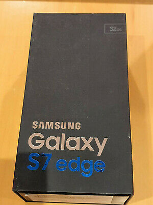 Samsung Galaxy S7 Edge G935F-32GB Unlocked Refurb Onyx Black Pristine Condition