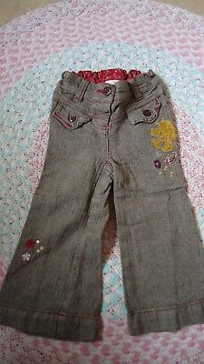 Girls trousers from Next size 1.5 – 2 years