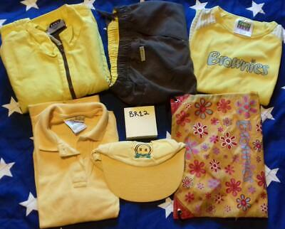 "30"" Brownies Gilet Uniform WITH Accessories (Set BR12)"
