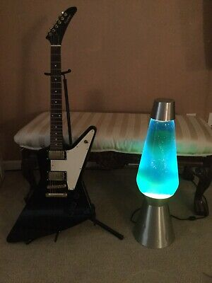 Must See Giant Lava Lamp 27 Inch Blue And Green Early