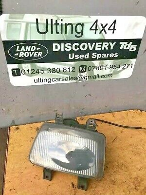 Land Rover Discovery 2 Left Hand Front Fog Lamp **Perfect**