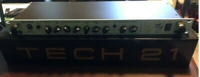 Tech 21 GED-2112 Geddy Lee Signature Sansamp Rackmount