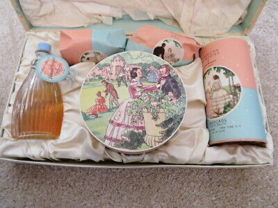 Solon Palmer Soap And American Memories Bath Kit Vintage