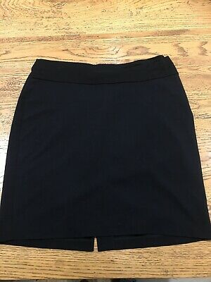 Ripe Maternity Skirt - Black - Adjustable waistline - Size Medium