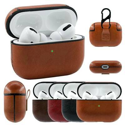 Airpod Case protective Leather Cover Fits Apple AirPods Pro 2 Accessories Earpod