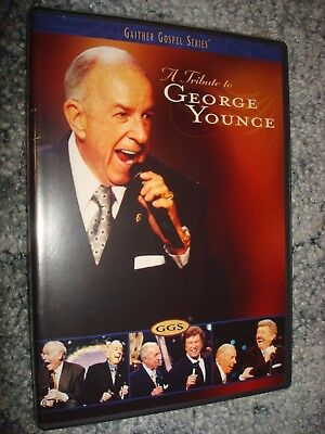 Gaither Gospel Series A Tribute To George Younce DVD