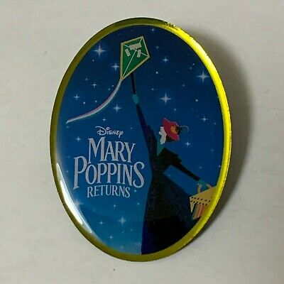 Disney On CLASSIC JAPAN 2019 LE Prize Pin Mary Poppins Returns