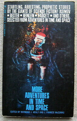 More Adventures in Time and Space PB Bantam F3261 - Nightfall by Isaac Asimov