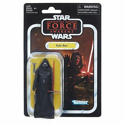 Star Wars The Force Awakens Kylo Ren Figure Vintage Collection Hasbro Disney