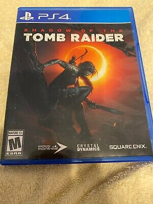 Shadow Of The Tomb Raider - Ps4 - Playstation 4