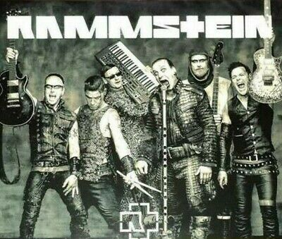 2CD RAMMSTEIN 38 HITS COLLECTION [new and sealed] 2019