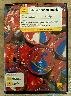 Teach Yourself Latin American Spanish Complete Course Package Coursebook & 2 CDs