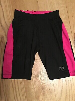 Girls Karrimor Running Shorts Age 8