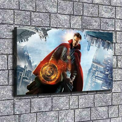 """12""""x20""""Doctor Strange Poster Paintings HD Print on Canvas Home Decor Wall Art"""