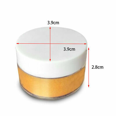 Lustre Dust Edible Sugarcraft Food Cake Colour Powder Safe Decoration Tint W6B3