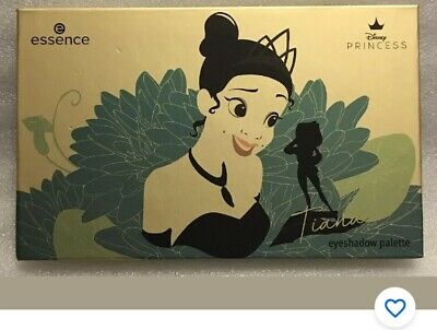 essence * Disney PRINCESS * Eyeshadow Palette * Tiana * 04 * 18g * Neu