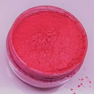 Red 3 🇦🇺Mica Shimmer Powder🌈Resin-Make up-Soap-Nail Art-Canvas-Jewellery-Clay