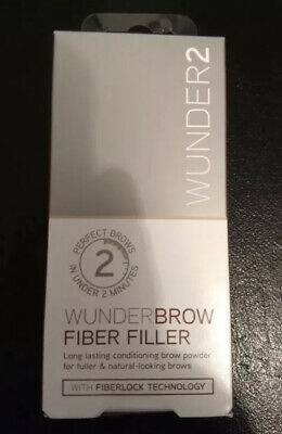 Wunder2 Wunderbrow Brunette 1-step Brow Gel. New With Box