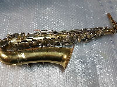 1955 CONN ALT / ALTO SAX / SAXOPHONE - made in USA