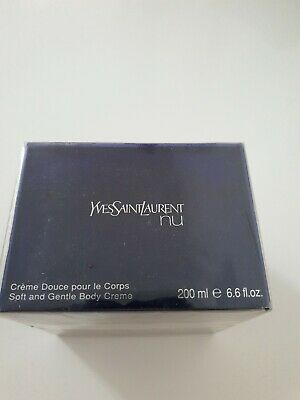 Yves Saint Laurent NU Soft and Gentle BODY CREME 200ml