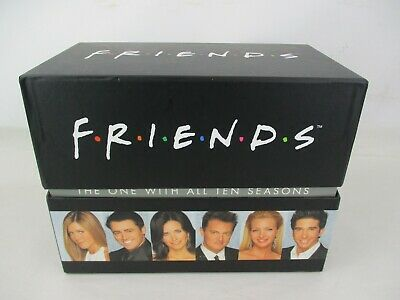 Friends The One With All Ten Seasons DVD Box Set