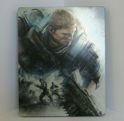 Gears of War 4 Ultimate Edition Steelbook (NO GAME) - Xbox One