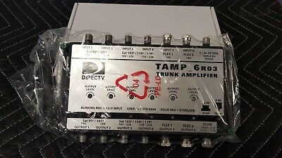 Sonora TAMP6R03 for Directv Trunk Amp >BRAND NEW<